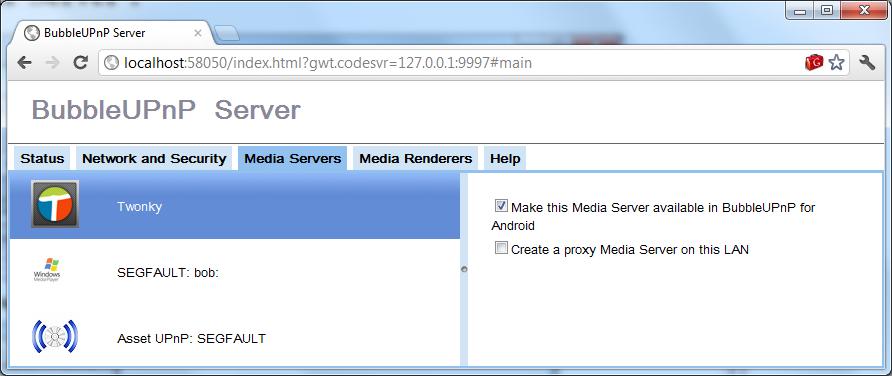 TreffpunktEltern de :: Thema anzeigen - upnp server macos